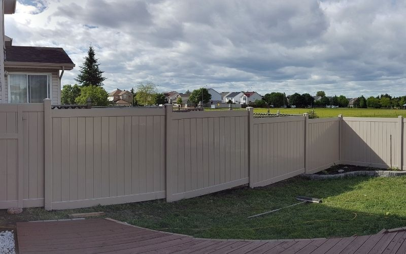 Pano Fence view